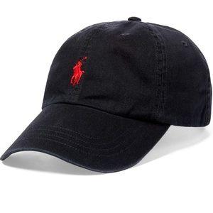 POLO RALPH LAUREN Classic Chino Logo Sports Cap